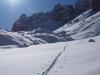 Scialpinismo al Passo Suola