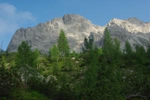 Monte Pramaggiore dalla val d'Inferno
